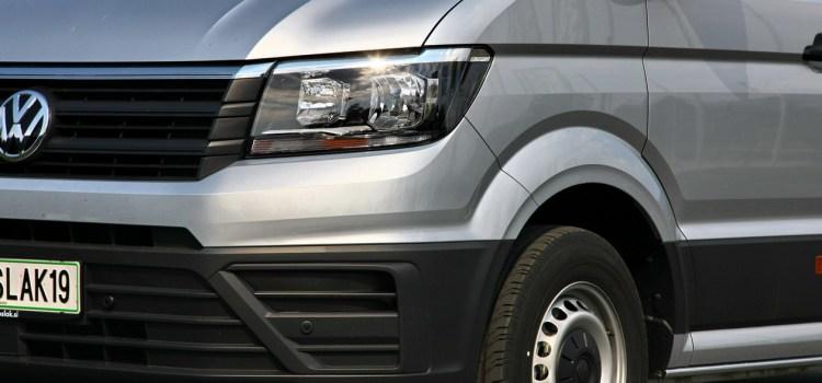 Volkswagen Crafter: na slovenskem trgu