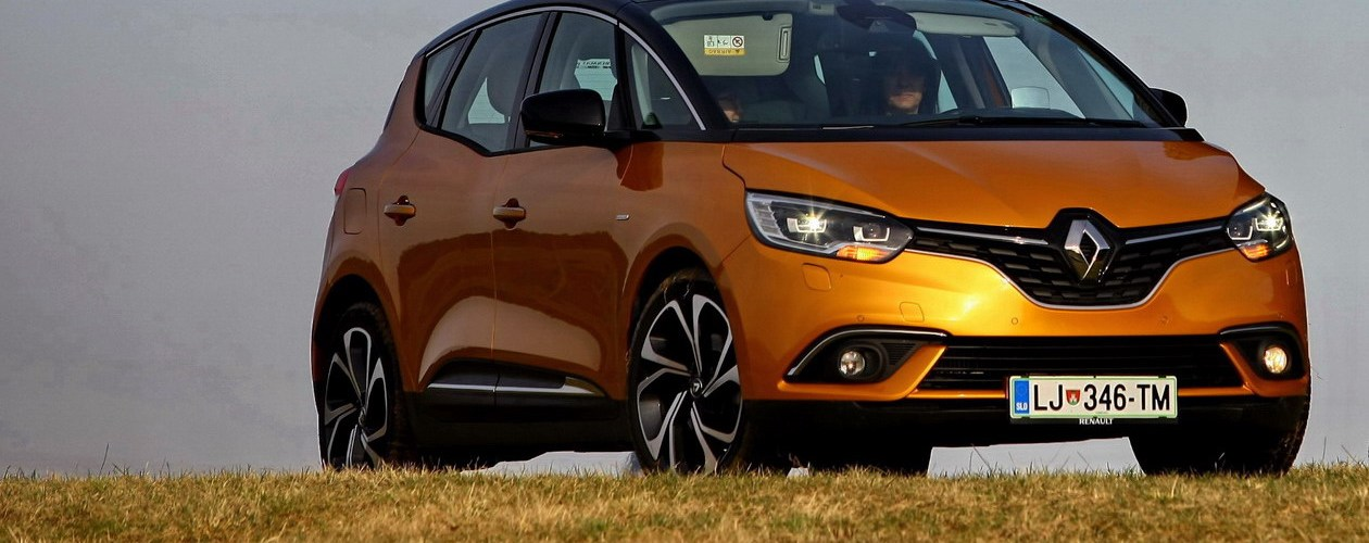 Renault Scénic dCi 160 EDC Edition One