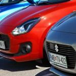Suzuki Swift: na slovenskem trgu