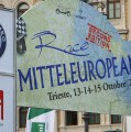 Rally starodobnikov v Trstu: izza volana