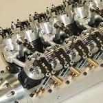 Miniaturni modeli motorjev