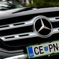 Mercedes-Benz X: na slovenskem trgu