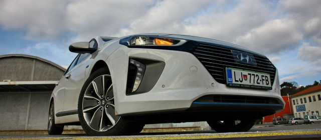 Hyundai Ioniq Hybrid 1.6 GDI Impression