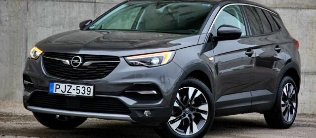 Opel Grandland X 1.6 CDTI 88 kW Innovation
