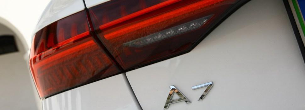 Audi A7 Sportback: na slovenskem trgu