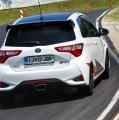 Toyota Yaris GRMN: (samo teoretično) na slovenskem trgu