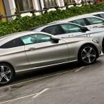 Mercedes-Benz C: (prenovljen) na slovenskem trgu