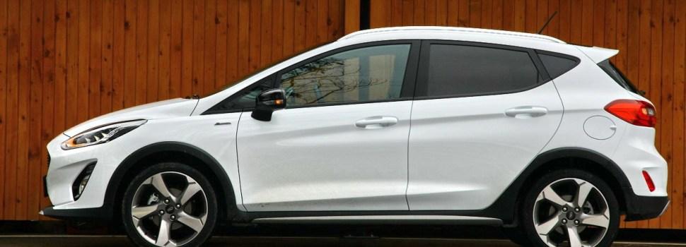 Ford Fiesta Active: na slovenskem trgu
