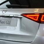 Mercedes-Benz GLE: slovenska predpremiera