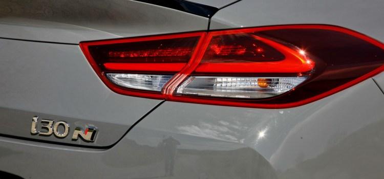 Hyundai i30 Fastback N: na slovenskem trgu