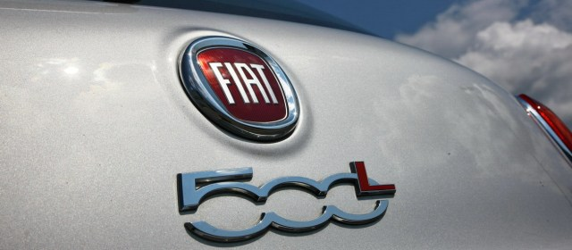 Fiat 500L 1.3 Multijet II 16V City