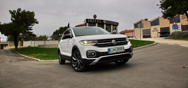 Volkswagen T-Cross: na slovenskem trgu