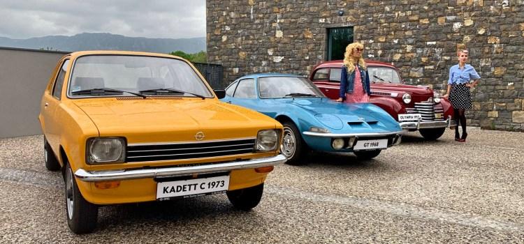 Opel: ugodnosti za kupce ob 120-letnici