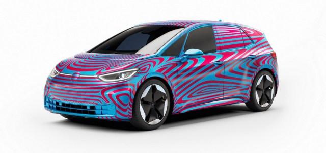 Volkswagen: (bližnja) električna prihodnost