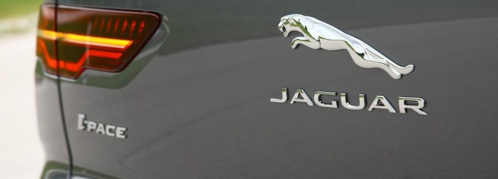 Jaguar I-Pace: na slovenskem trgu