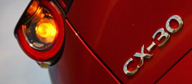 Mazda CX-30: na slovenskem trgu