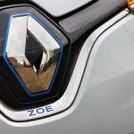 Renault Zoe: prenovljen na slovenskem trgu