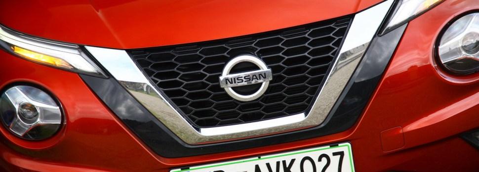 Nissan Juke: na slovenskem trgu