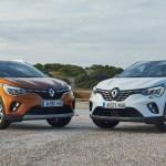 Renault Captur: na slovenskem trgu