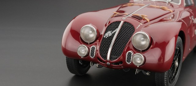 Alfa Romeo 8C 2900B Speciale Touring Coupé 1939