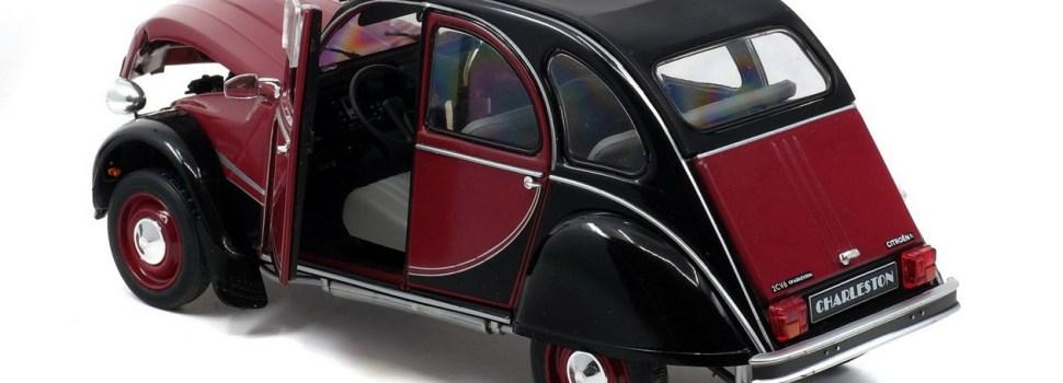 Citroën 2CV Charleston