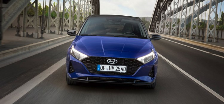 Hyundai i20: na slovenskem trgu