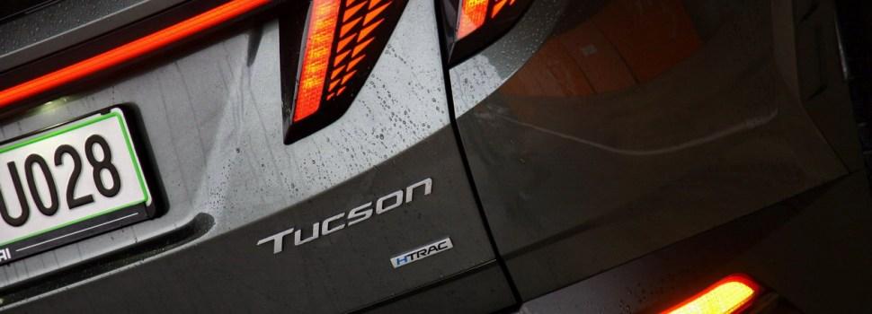 Hyundai Tucson: na slovenskem trgu
