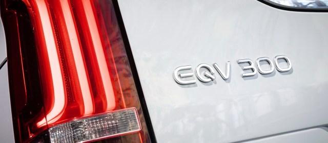 Mercedes-Benz EQV in eVito: na slovenskem trgu