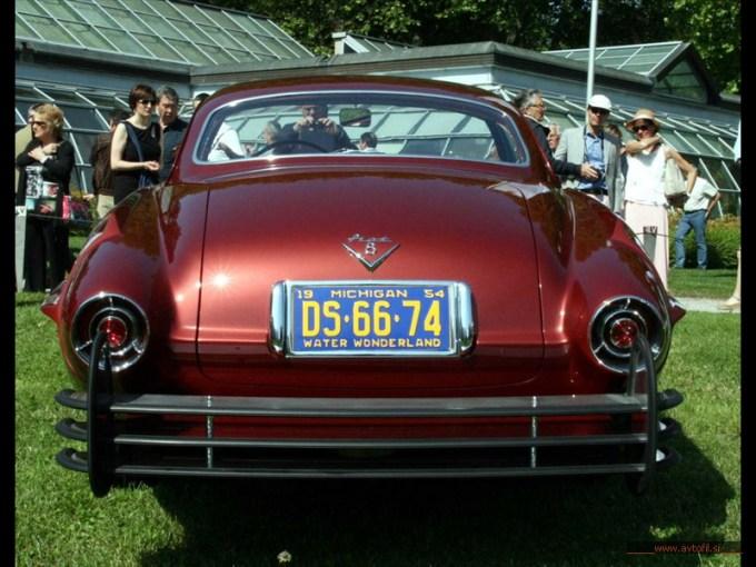 FIAT V8 SUPERSONIC 6166