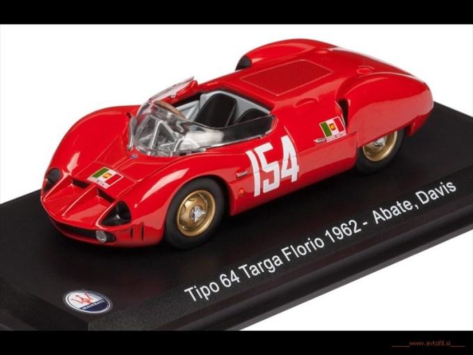 Tipo 63 Targa Florio 1962 F
