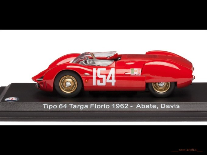 Tipo 63 Targa Florio 1962 S