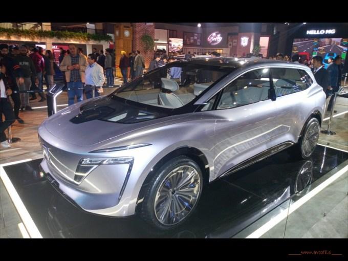 MG Vision i Concept