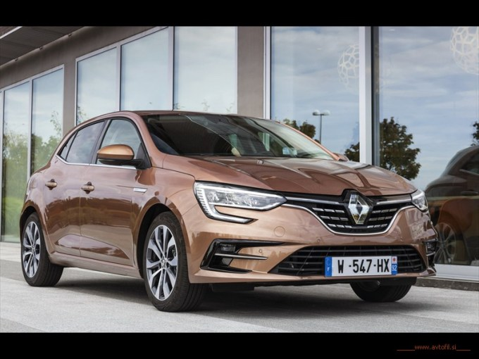2020 - All New Renault MEGANE Hatchback - EDITION ONE LIMITED EDITION - Test drives (6)c