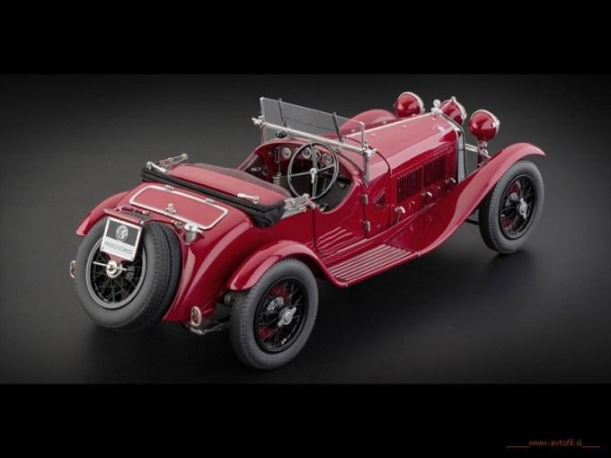 ALFA 6C 1750 GS 1930 CMC 1