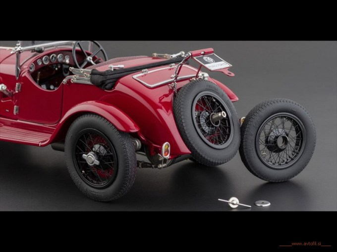 ALFA 6C 1750 GS 1930 CMC 3