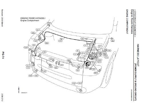 Nissan Cube Z12. Руководство по ремонту. » Автомануалы