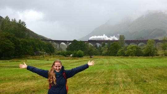 Scozia: come vedere il treno di Harry Potter sul Glenfinnan Viaduct