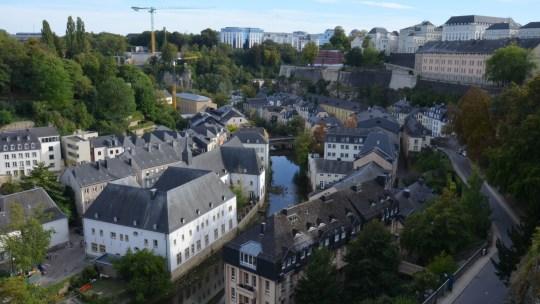Avventure in Erasmus: il mio primo mese in Lussemburgo