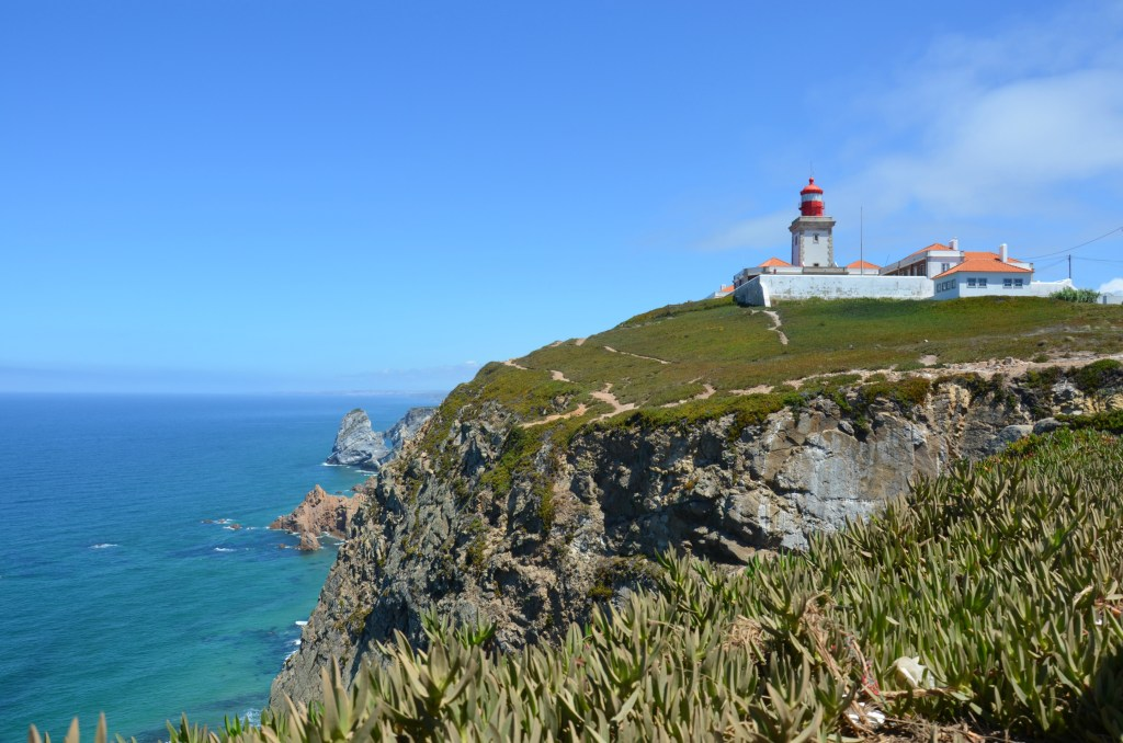 itinerario Portogallo on the road - Cabo da Roca