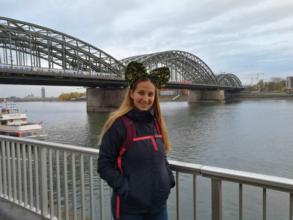 Ponte Hohenzollern a Colonia