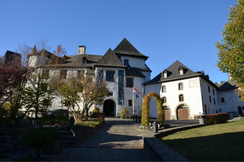 Castello Clervaux Lussemburgo