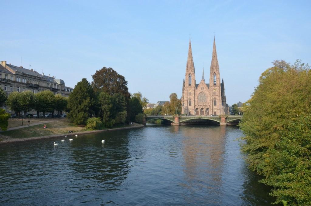 Chiesa di San Paolo a Strasburgo