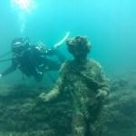 Immersione nel parco archeologico sommerso di Baia