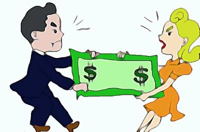 L'avvocato s'è fregato tutti i soldi:e no! il 7° comandamento lo conosciamo!
