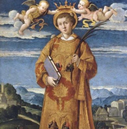 Stefano:  diacono e primo martire