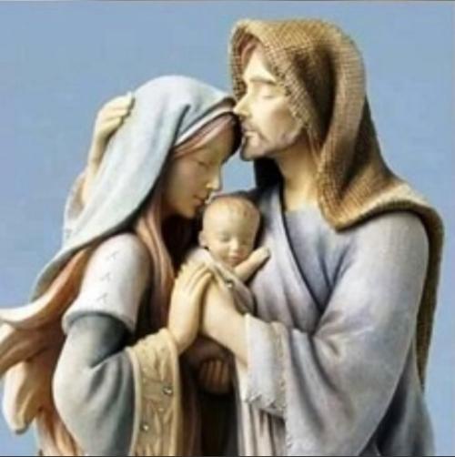 Santa Famiglia di Gesú:la festa