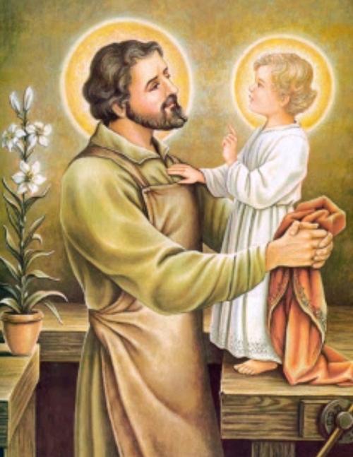 Giuseppe, il Custode del Redentore