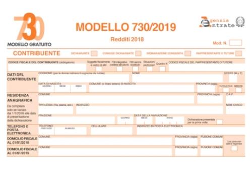 Modello 730/2020 precompilato: la circolare