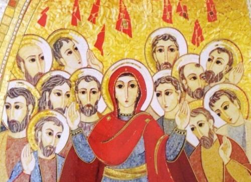 31 Maggio 2020: festa di Pentecoste