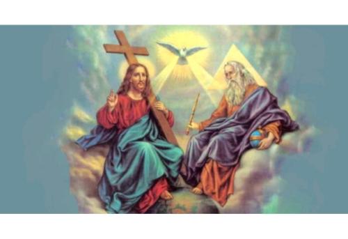 07 Giugno 2020: la Santissima Trinità